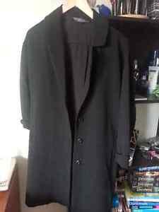 Topshop Black Coat