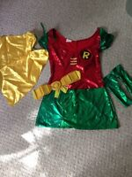 Robin costume (Halloween or costume party)