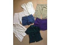 Clothes bundle suit a size 10
