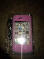 Brand new lifeproof case for iphone 4s