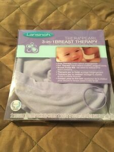 3-in-1 Breast Therapy THERA PEARL Lansinoh
