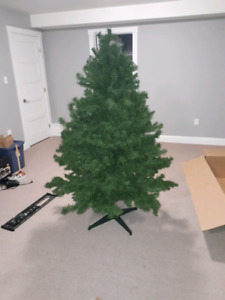 6ft fake christmas tree