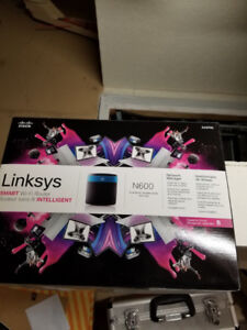 Linksys N600 Dual Band Wireless Router