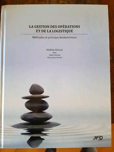 La gestion des opératioms et de la logistique