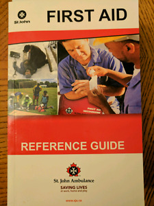 First aid reference guide book 2nd edition