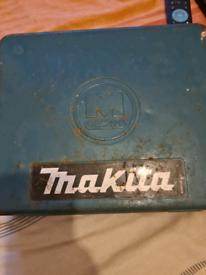 Makita cordless drill driver