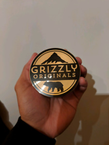 Brand New Grizzly Herb Grinder