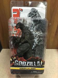 Godzilla NECA new 2001 godzilla unopened Cambridge Kitchener Area image 1