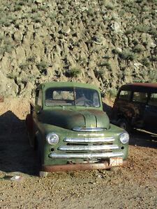 1948 1949 50 1951 1952 1953 Dodge Fargo truck parts