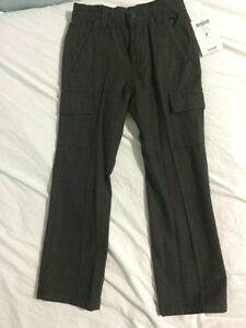 Brand new boys dress pants, size 7 Kingston Kingston Area image 1