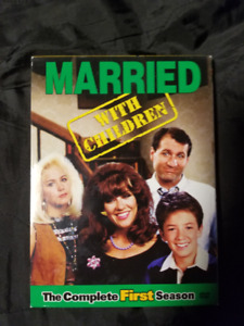 Married...With Children Season One used DVD Box Set