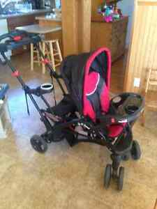 Baby Trend - Sit and Stand stroller