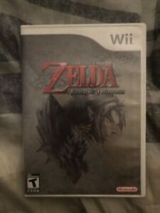 The Legend of Zelda Twilight Princess on Wii