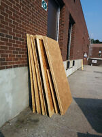 Free Chipboard and Pine