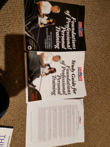 Canfit personal training books