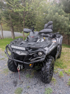 Can-am Outlander Max 650XT - Loaded + extras