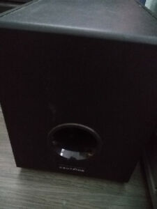 Used Centrios 5.1 channel speaker system for sale