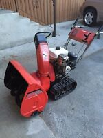 Honda HS 80 snowblower