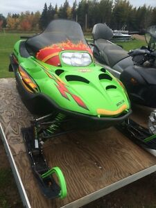 Arctic Cat ZR 700  Financing Available
