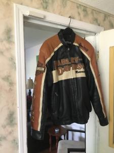 Harley Davidson Jacket.