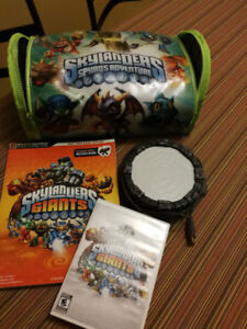 USED SKYLANDERS Game, Figures, Accessories