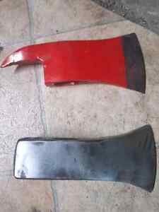 Axe Heads $10 each