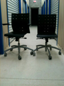 4 IKEA OFFICE CHAIRS