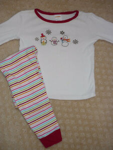 Girl's Gymboree Holiday P.J.s - size 5