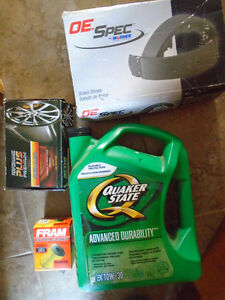 Items for SATURN Vue  car      all $35 Oil and filter new , neve
