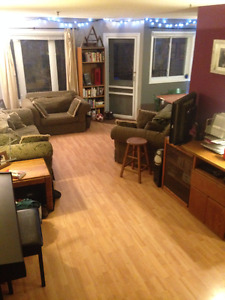 2-level condo in heart of Halifax - close to Dalhousie, downtown