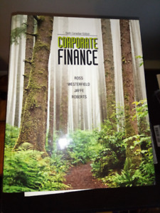 Corporate Finance Ross Westerfield Jaffe Roberts 6th Canadian Ed