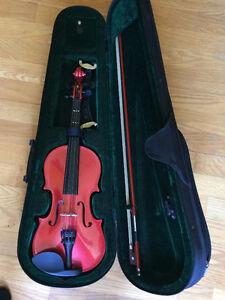 MENZEL 1/2 Size Violin