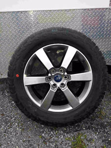 "BRAND NEW 2016 FORD F150 20"" OEM ALUMINUM WHEEL PACKAGE"
