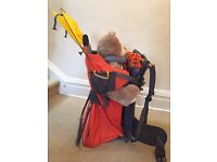 Vaude Jolly Comfort Child Backpack Carrier