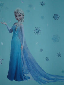 Frozen ~ Princess Elsa Peel and stick