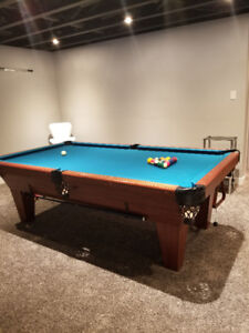 Connelly 4x8 Slate Pool Table