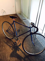 Single Speed Road Bike - Need to sell quickly!
