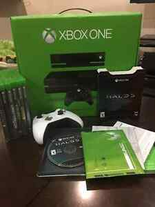 Xbox One w/ Kinect and Games