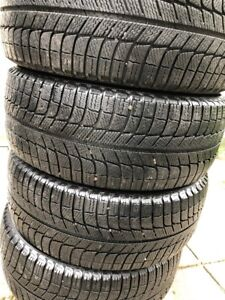 MICHELIN X-ICE i3 98H WINTER TIRES EXTRA LOAD 225/50R17 SET OF 4