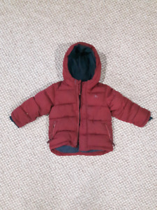Gently used Old Navy size 3T Winter Jacket/Coat