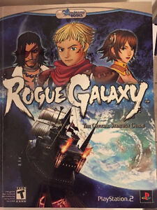 Rogue Galaxy Offical Strategy Guide