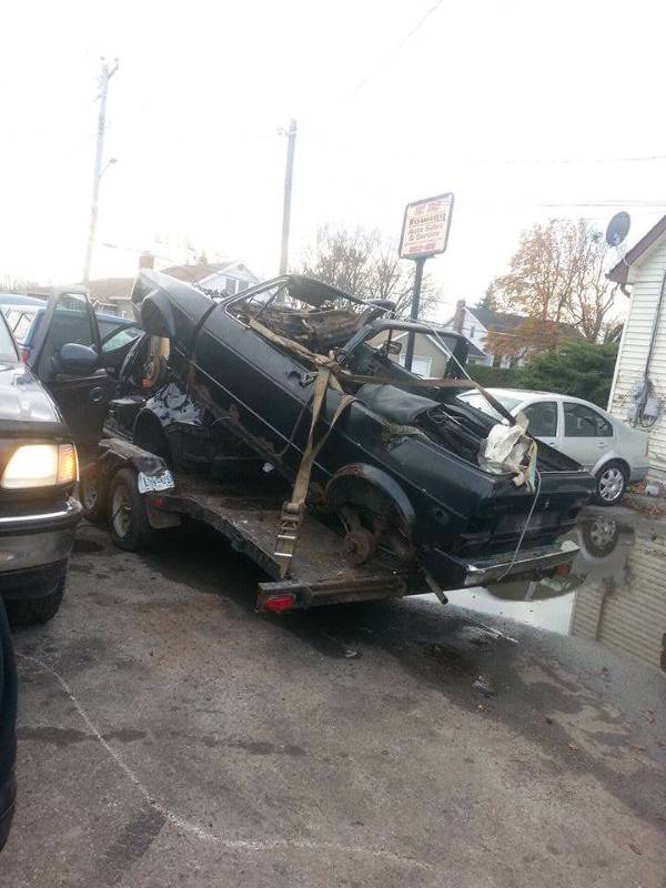 We pay for Unwanted vehicles! | Towing & Scrap Removal | St ...