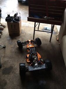 Baja 5B 2-stroke RC 1/5th scale car RTR