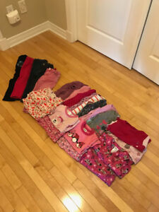 Girl Clothes - size 4 and 5