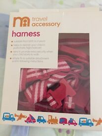 Toddler harness : Pink