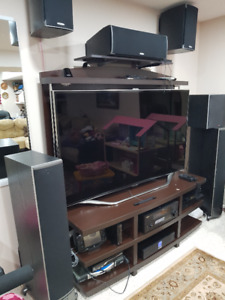 Full set Home Theater System 7.1