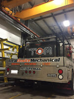 Mobile Welding: Structural, Stainless & Pressure Pipe