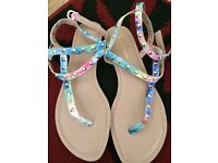 New look sandals brand new size 7