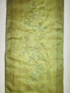 CHINESE SILK HAND EMBROIDERED WALL HANGING TAPESTRY West Island Greater Montréal image 2