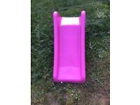 Baby/Child's pink slide
